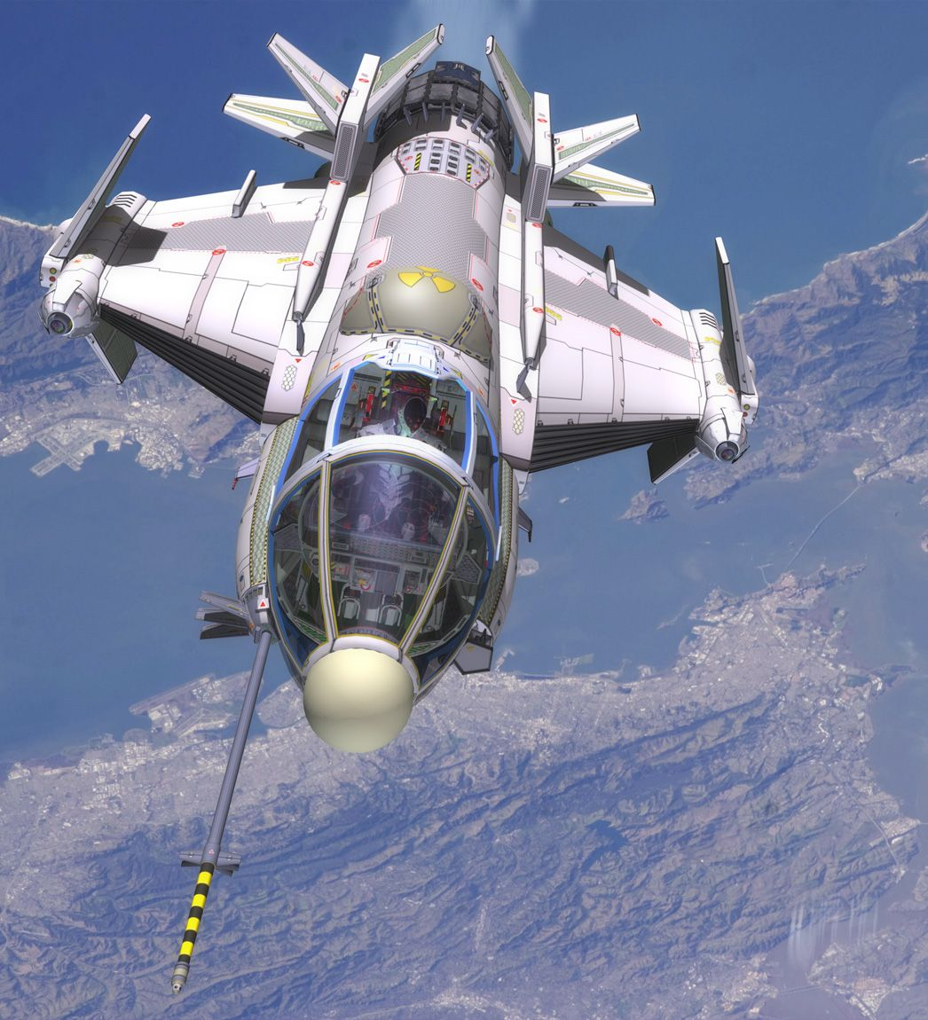 Recon by *Arcas-Art on deviantART | airplane | Space ...
