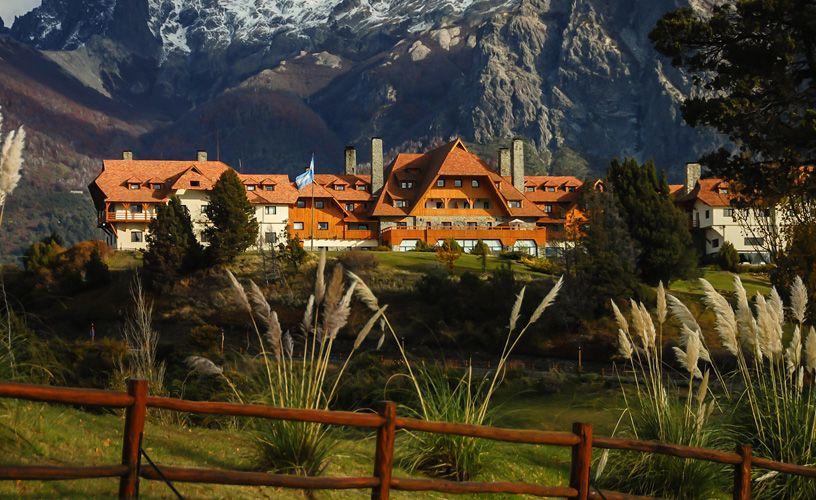 El Hotel Llao Bariloche