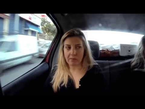 Driving Change... A very disturbing taxi ride - YouTube