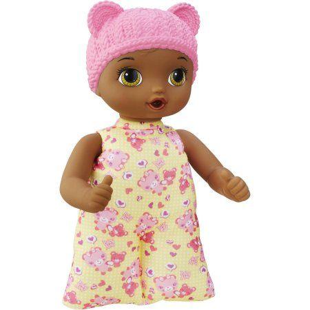 Baby Doll Clothes At Walmart Baby Alive Snugglin' Sarina African American Multicolor  Baby