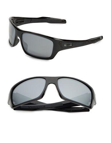 Oakley Turbine Sunglasses Men's Black