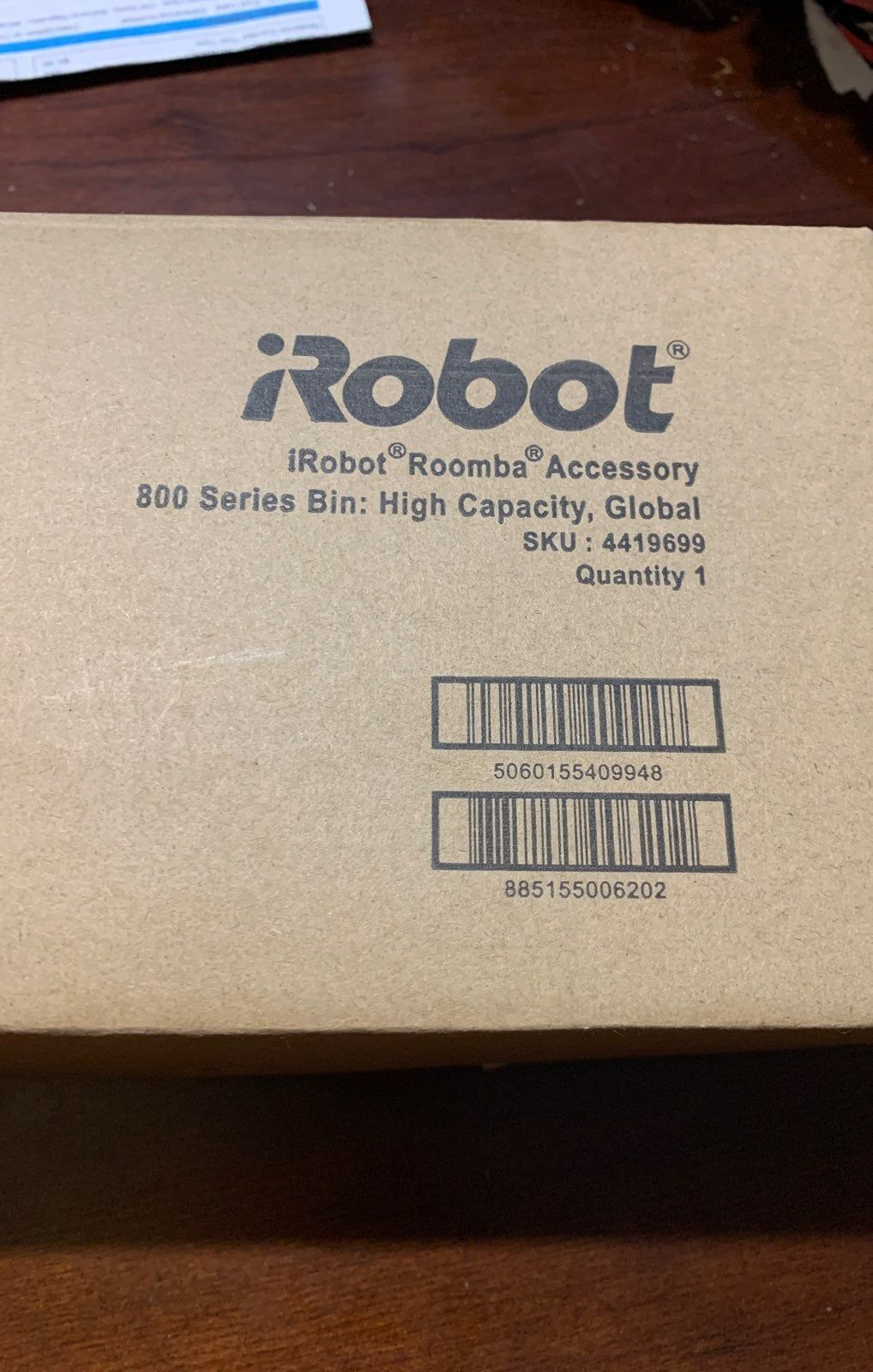 New In Box Ibobot Roomba Areoforce Cleaning System 800 Series Accessory Irobot Vacuum Roomba Irobot