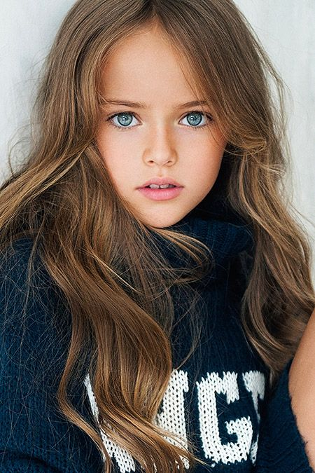 The most beautiful children in the world: photo | People ...