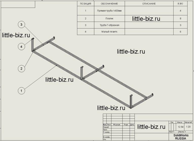 Biznes V Garazhe Proizvodstvo Idei Chertezhi Garazh Biznes Monitor