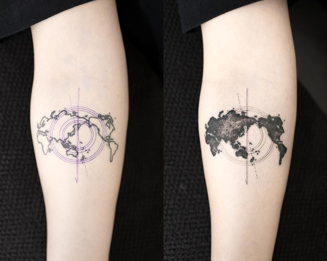 Pin by kennedy whipple on my body pinterest tattoo tattoo ink south korean artist hongdam offers an alternative to big and garish tattoo designs his distinct style is light and elegant but while it appears publicscrutiny Gallery