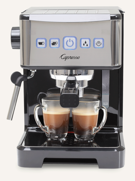 Capresso Ultima Pro Free Coffee Cappuccino Machine Best Espresso Machine Espresso