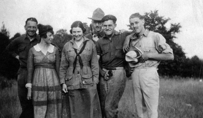 ernest hemingway and the lost generation