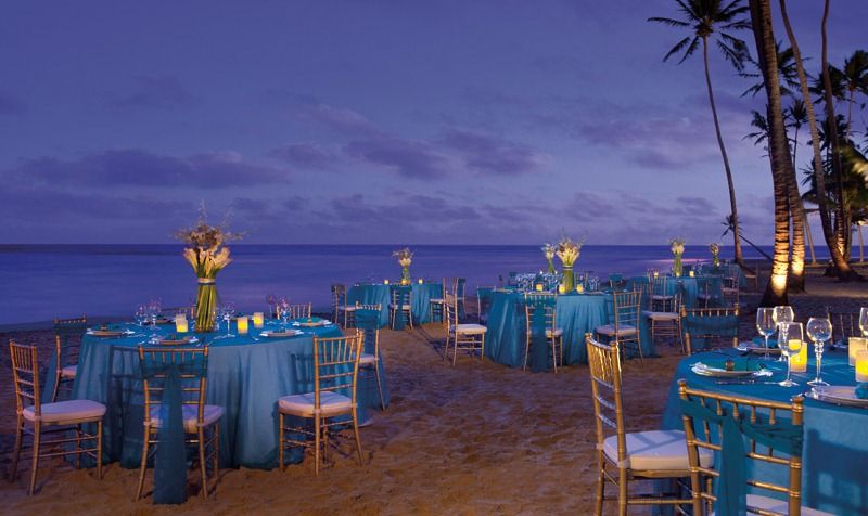 Modern Destination Weddings Dreams Punta Cana Resort Spa