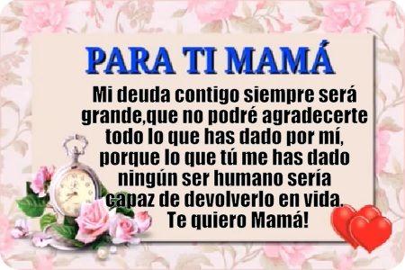 Frases E Imagenes Dedicadas A Las Madres Amor Frases