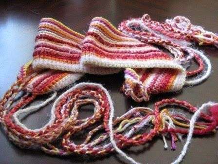Puffy Spike Stitch Belt Pattern By Rhelenas Crochet Patte
