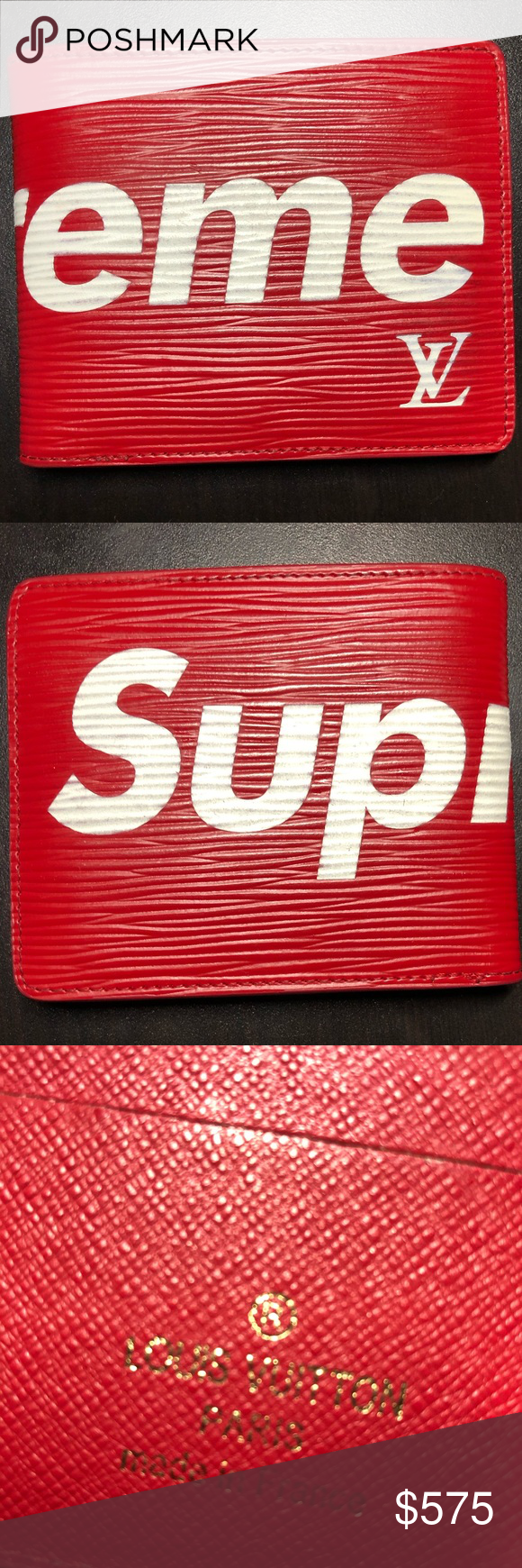 Supreme Louis Vuitton Wallet This Item Has Been In My Possession For Years And I Want To Get Rid Of It At A Louis Vuitton Wallet Louis Vuitton Supreme Vuitton
