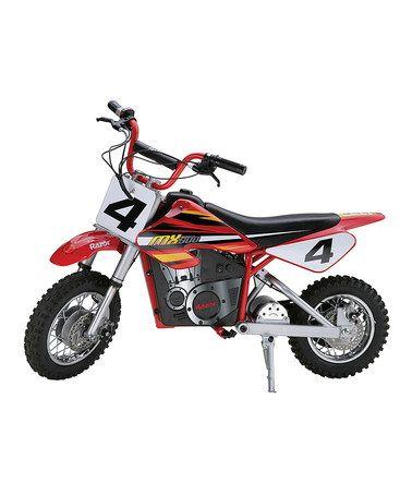 Red Razor Dirt Bike : razor, MX500, Rocket, Zulily, Electric, Kids,, Bikes,, Motocross, Bikes