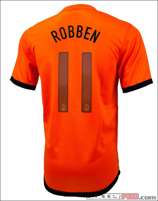 official photos 85972 56d24 Nike Netherlands Robben Home Jersey 2012-2013...$109.99 ...