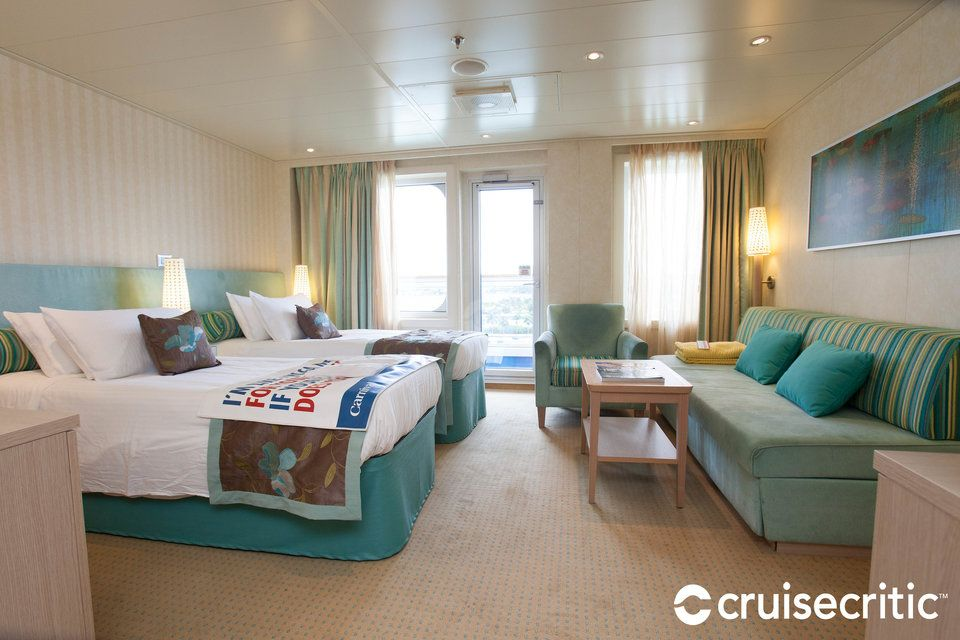 the cloud 9 spa balcony cabin on carnival breeze carnival breeze rh pinterest com