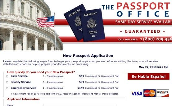 Us Passport Renewal Form  Apply For Us Passport