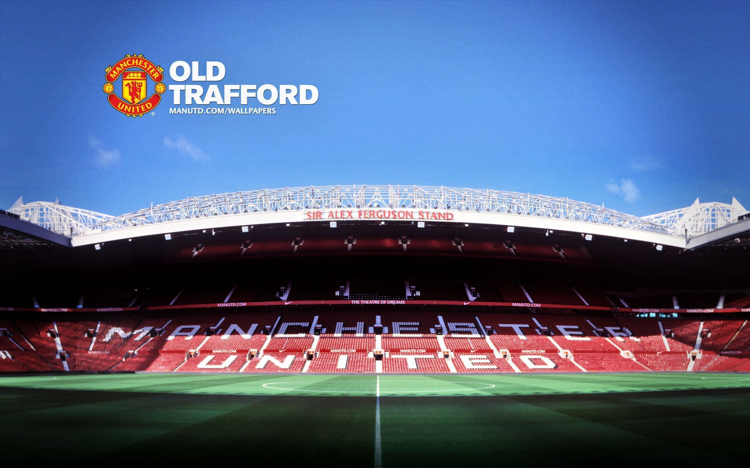 Old Trafford Wallpapers Wallpaper Cave Manchester United Wallpaper Manchester United Trafford