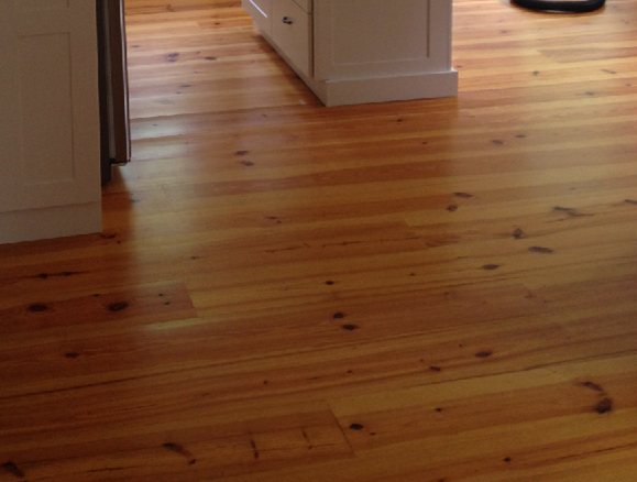 Classic Plank Heart Pine Finished With A Waterlox Tung Oil Finish Heart Pine Flooring Pine Floors Wide Plank Flooring