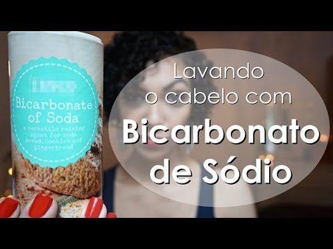Como lavar o cabelo com bicarbonato de sódio e vinagre - Ana Muhlethaer - YouTube