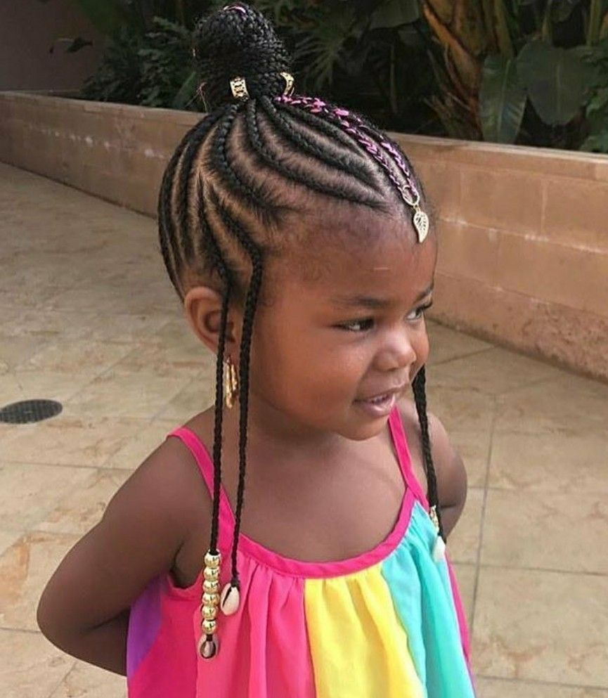 Pin By Katia Mendes On Kids Things Little Girl Braids Kids Hairstyles Braids For Kids