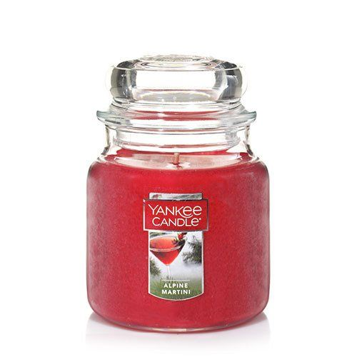 Yankee Candle Alpine Martini Small Jar Candle