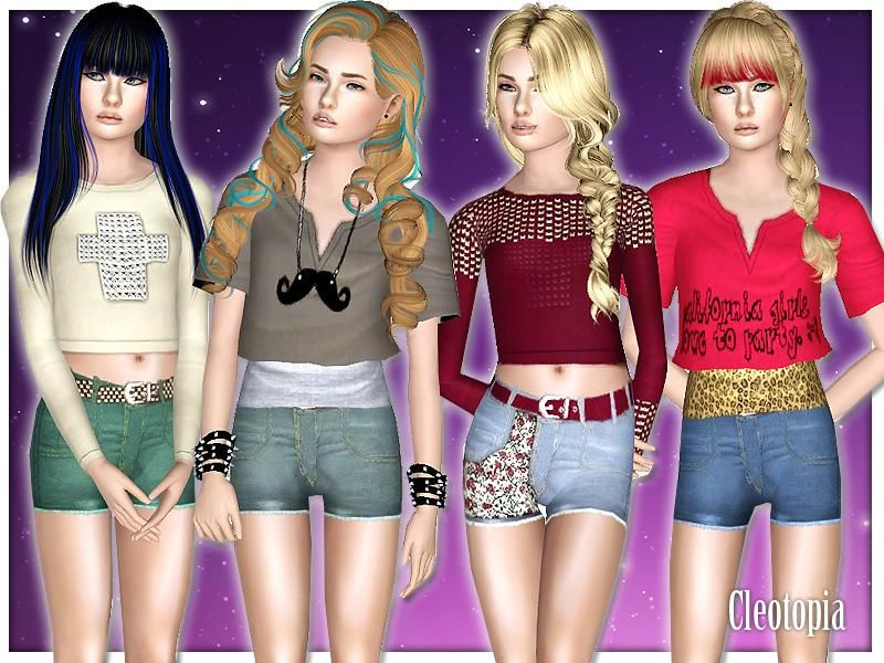 Some Fliry, Cute, And Summer Fashion Clothes For Your