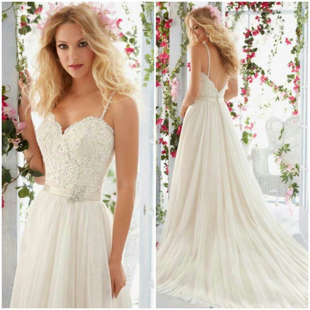 Wedding Dress By Mori Lee - Style #6818