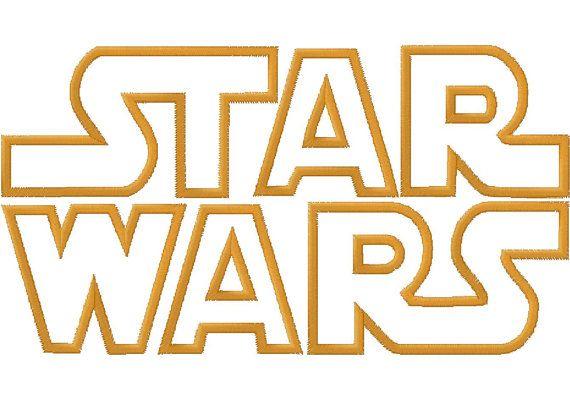 Star Wars Applique
