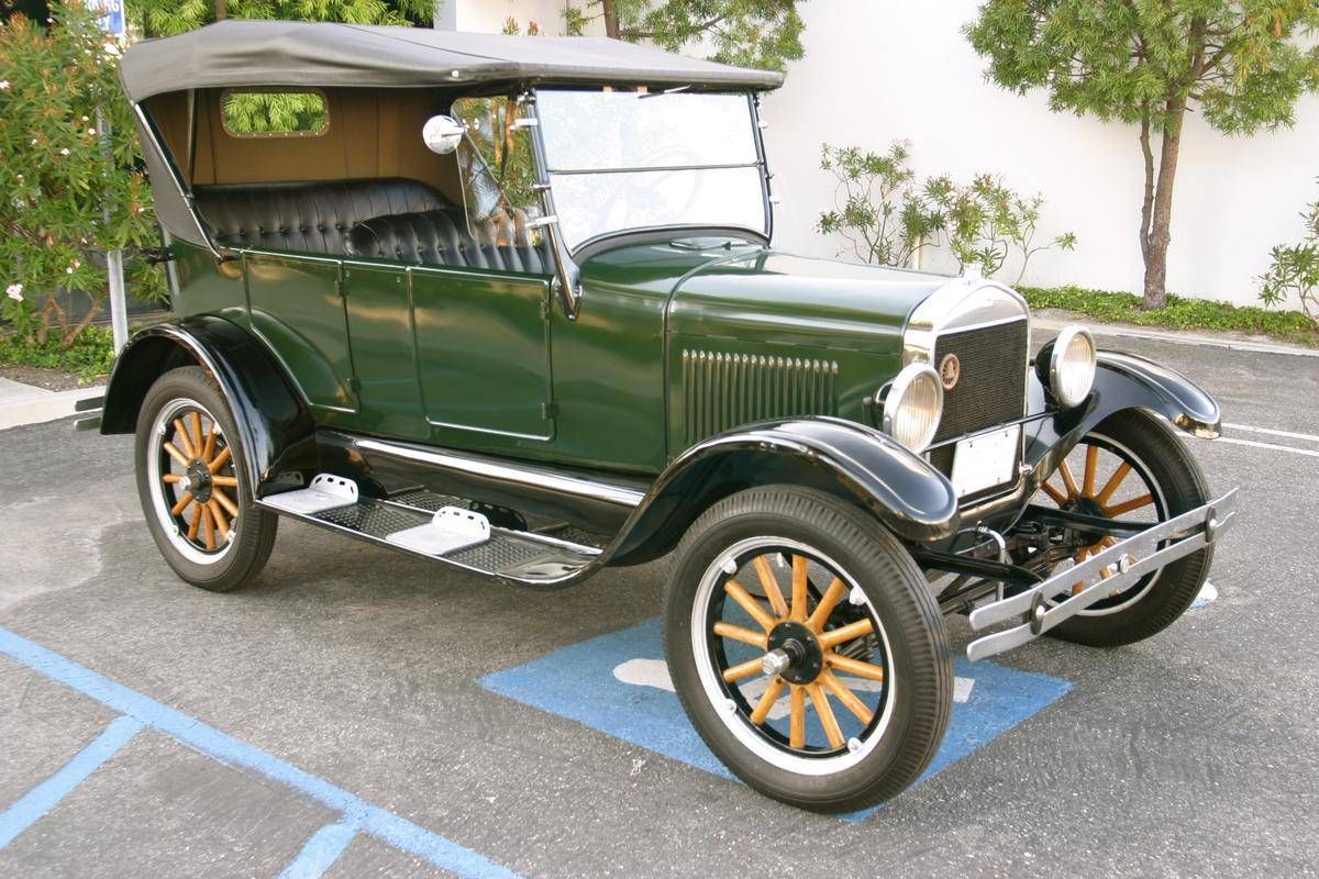 1927 Ford Model T Model T Touring Car | Old Fords, Just Fords ...