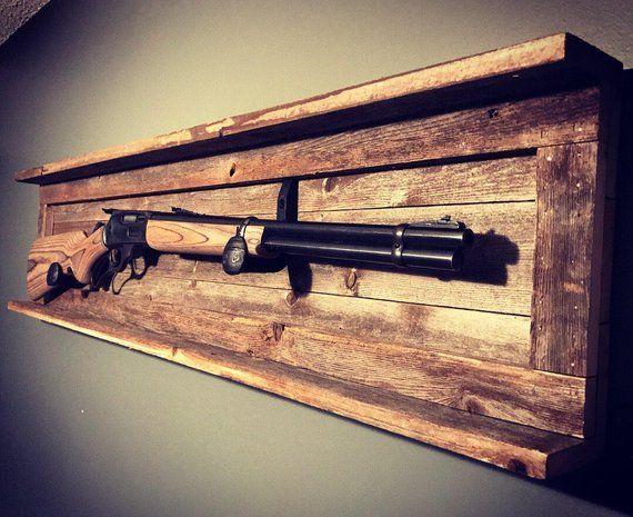 Pin on Gun display racks
