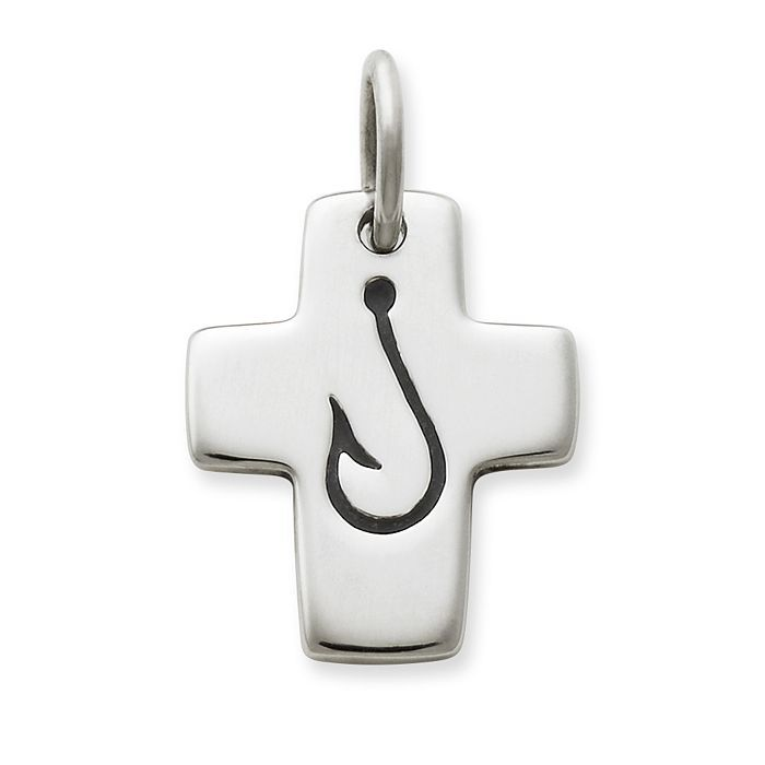 Fishers Of Men Cross Whats New At James Avery Pinterest