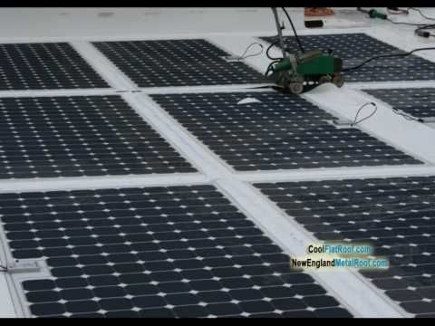 Solar Roofing Open Energy PV solar panes