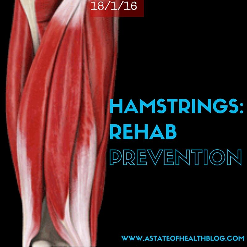 Hamstring Rehab and prevention: with exercises | Sports Injuries ...