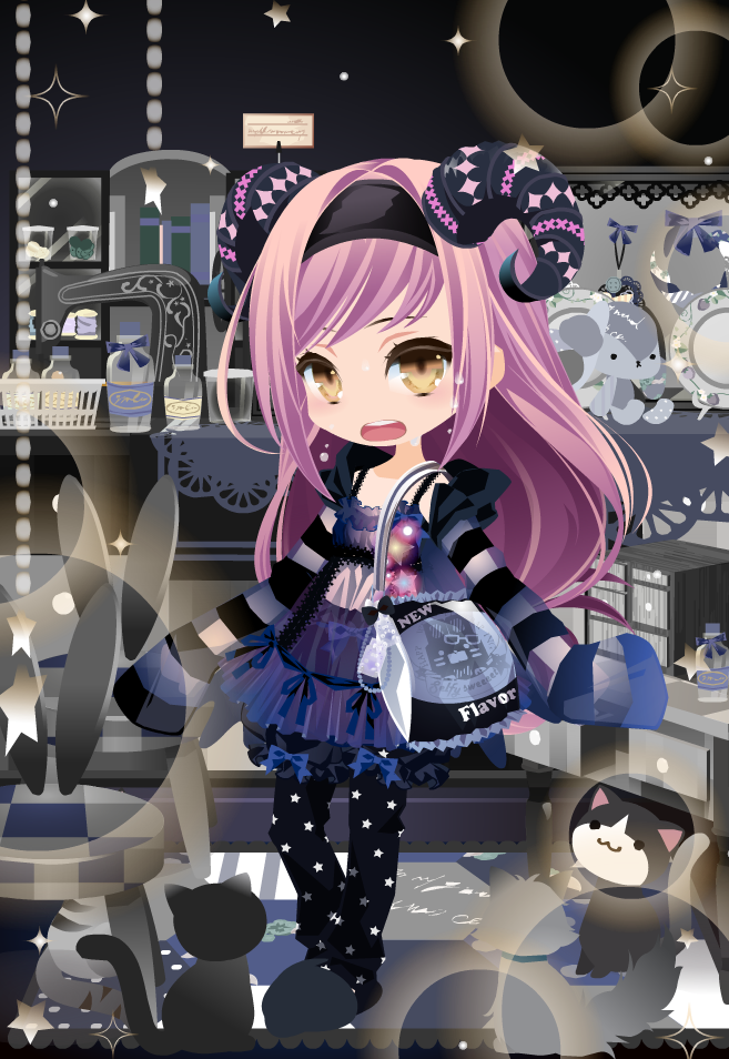 dress up central Photo (With images) Anime chibi, Cute