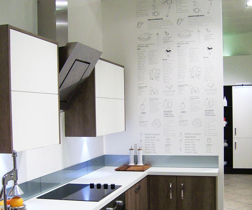 Pense Bete Cuisine lé unique papier peint pense-bÊte de cuisine noir et blanc | from