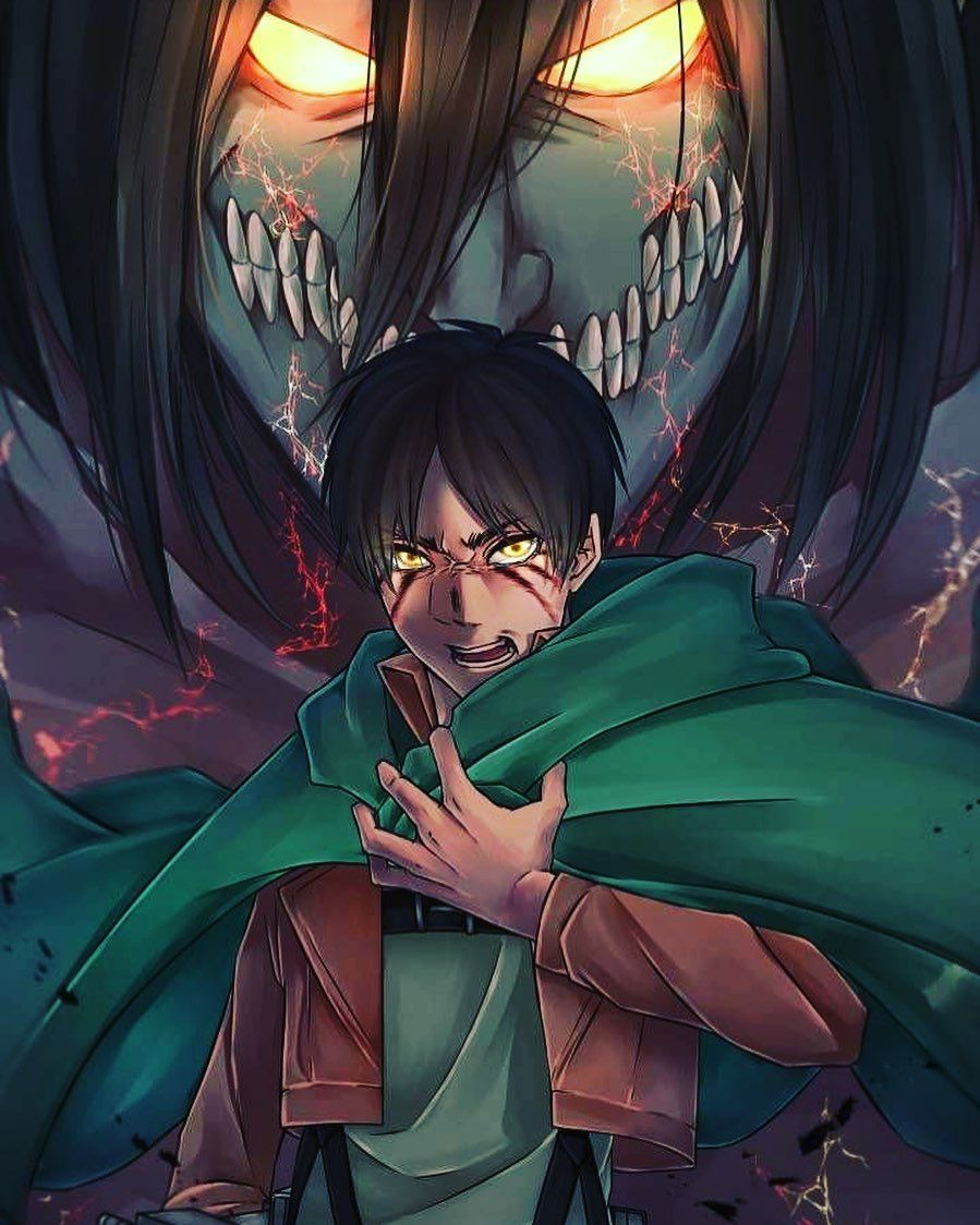 Weve All Been Special Since The Day We Were Born Were Free Eren Jaeger In 2020 Attack On Titan Season Attack On Titan Fanart Attack On Titan Anime