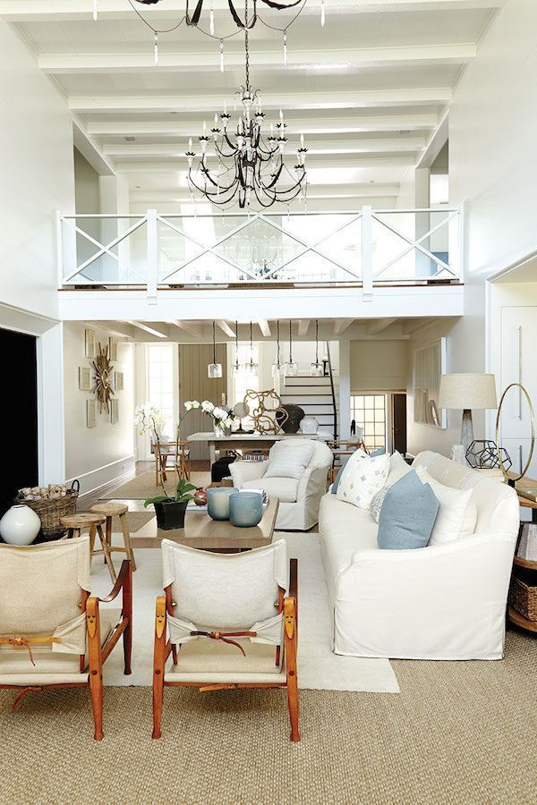 Southern Living Idea House 2014 Open Living Room ...