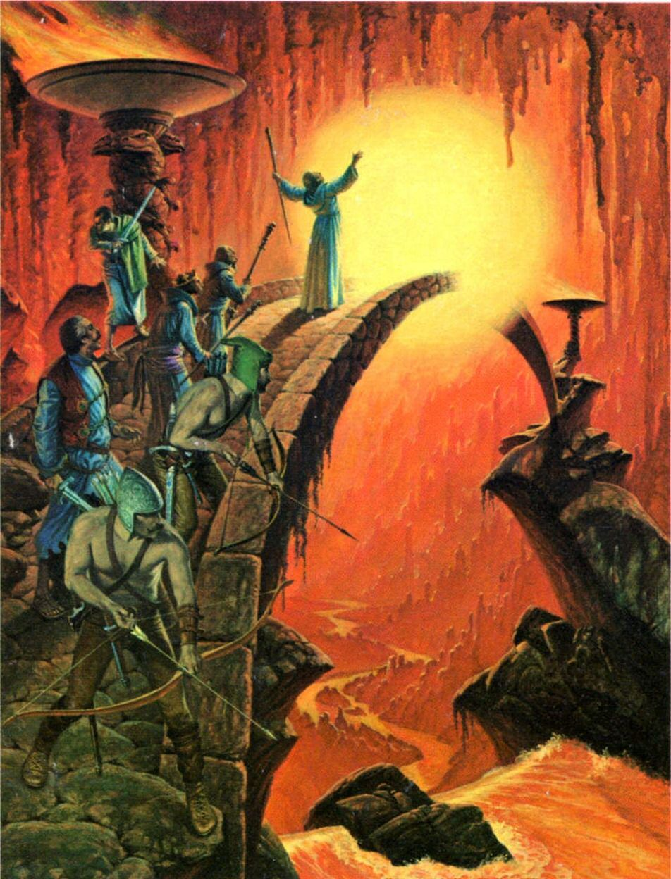 Ark Of The Covenant Art Fantasy