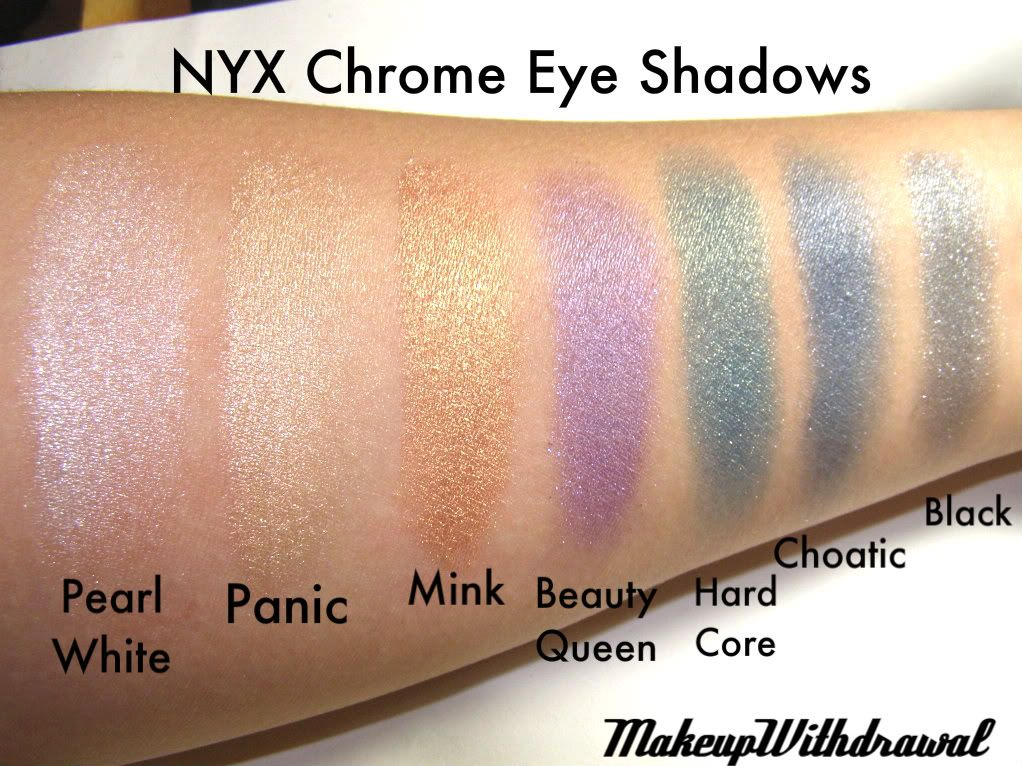 Prismatic Eyeshadow by NYX Professional Makeup #18