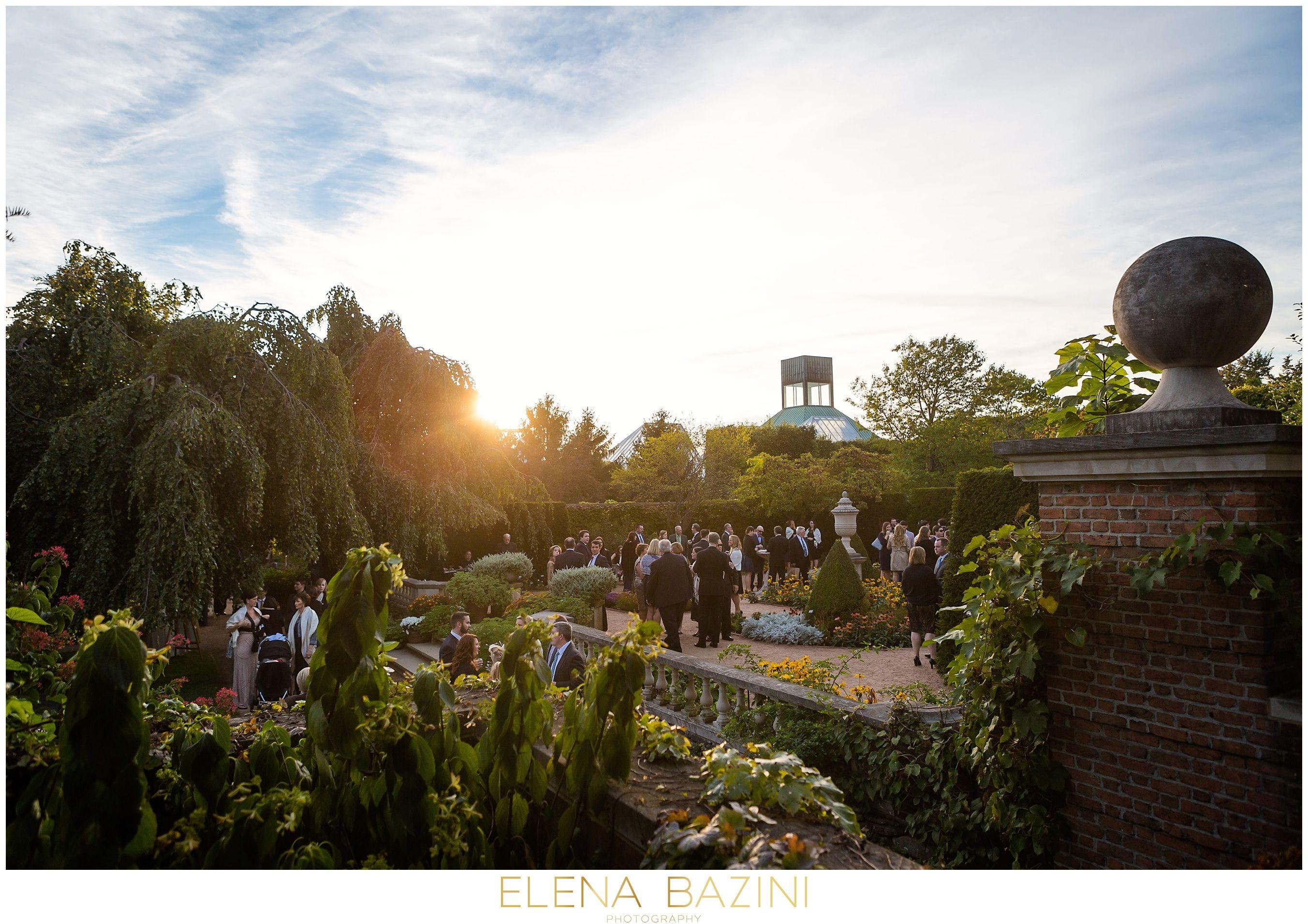 Chicago Botanic Gardens Wedding Clementine Custom Events   Chicago ...