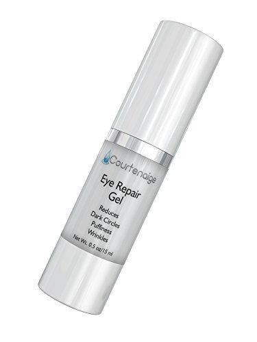 Courtenaige Eye Repair Gel for Dark Circle Eye Treatments and Eye Puffiness Treatments - Eye Treatment Serums Soothing Effect on Eye Bags, Smoothing Wrinkles, Fine Lines & Crows Feet - Combination Eye Treatment Products for All Your Eye Care Concerns COURTENAIGE http://www.amazon.com/dp/B00ONFYGB2/ref=cm_sw_r_pi_dp_TDdqvb06ANA7Y