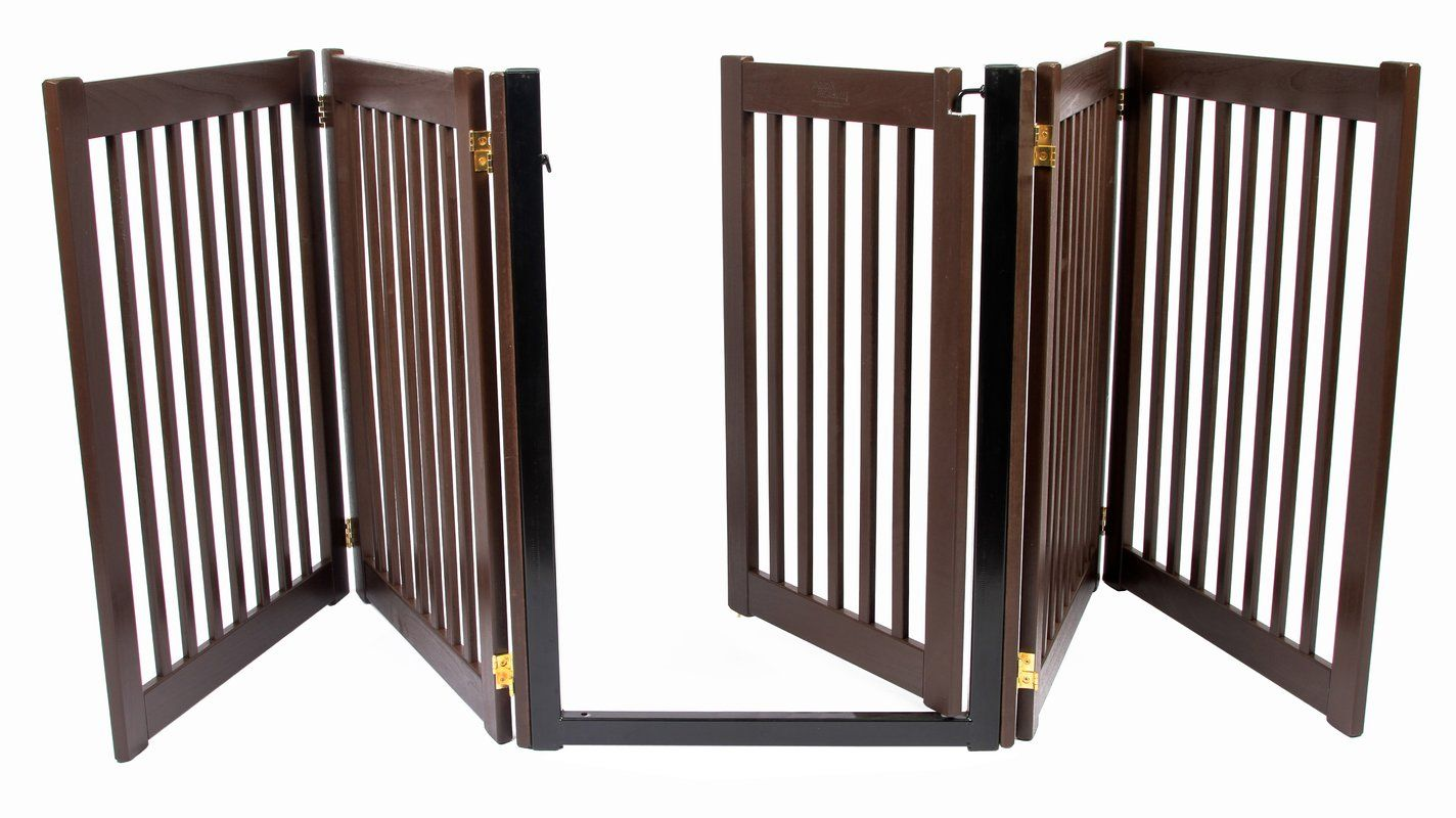 Amish handcrafted 32 walkthrough 5 panel free standing