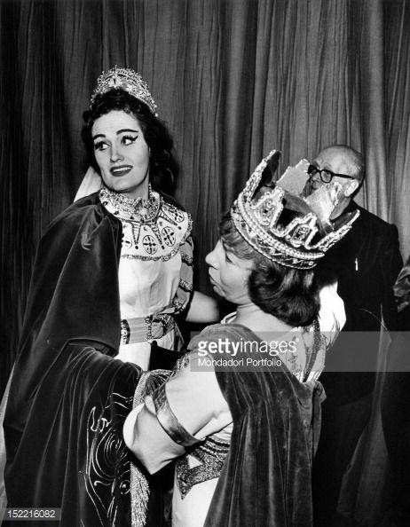 Joan Sutherland and Giulietta Simionato