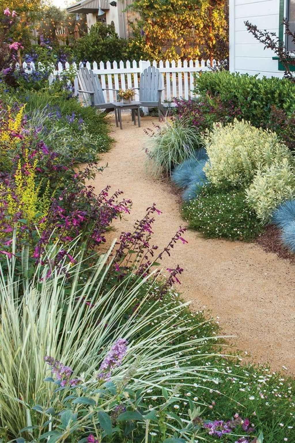95 Beautiful Front Yard Cottage Garden Landscaping Ideas Homixover Com In 2020 Cottage Garden Backyard Garden Design Garden Planning