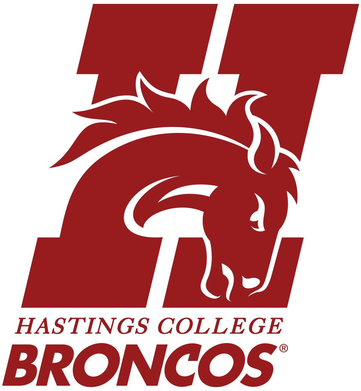 Image result for hastings college broncos