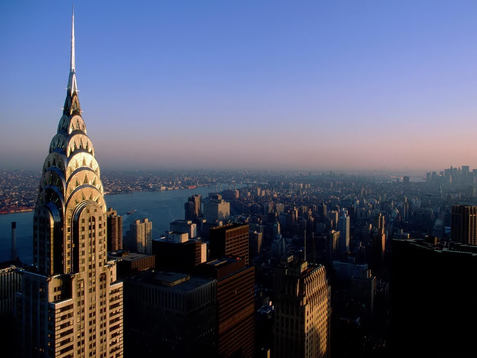 New York City Hd Wallpaper Chrysler Building Empire State