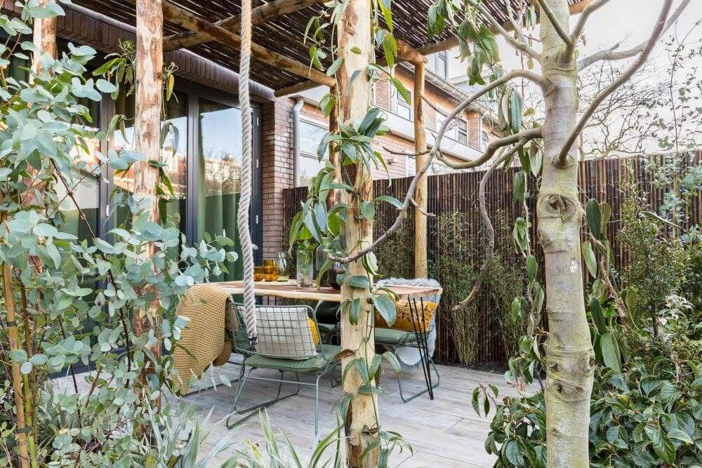 Urban Jungle Tuin | Huis en tuin, Tuin, Tropische tuin
