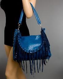$47.50 Blue Handbag