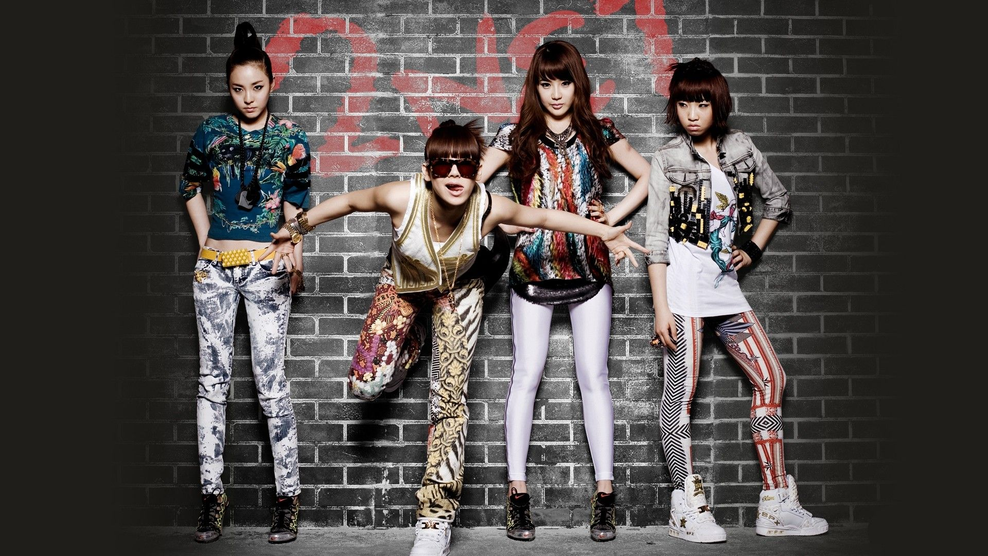 cool wallpapers 2ne1 kpop hd wallpaper