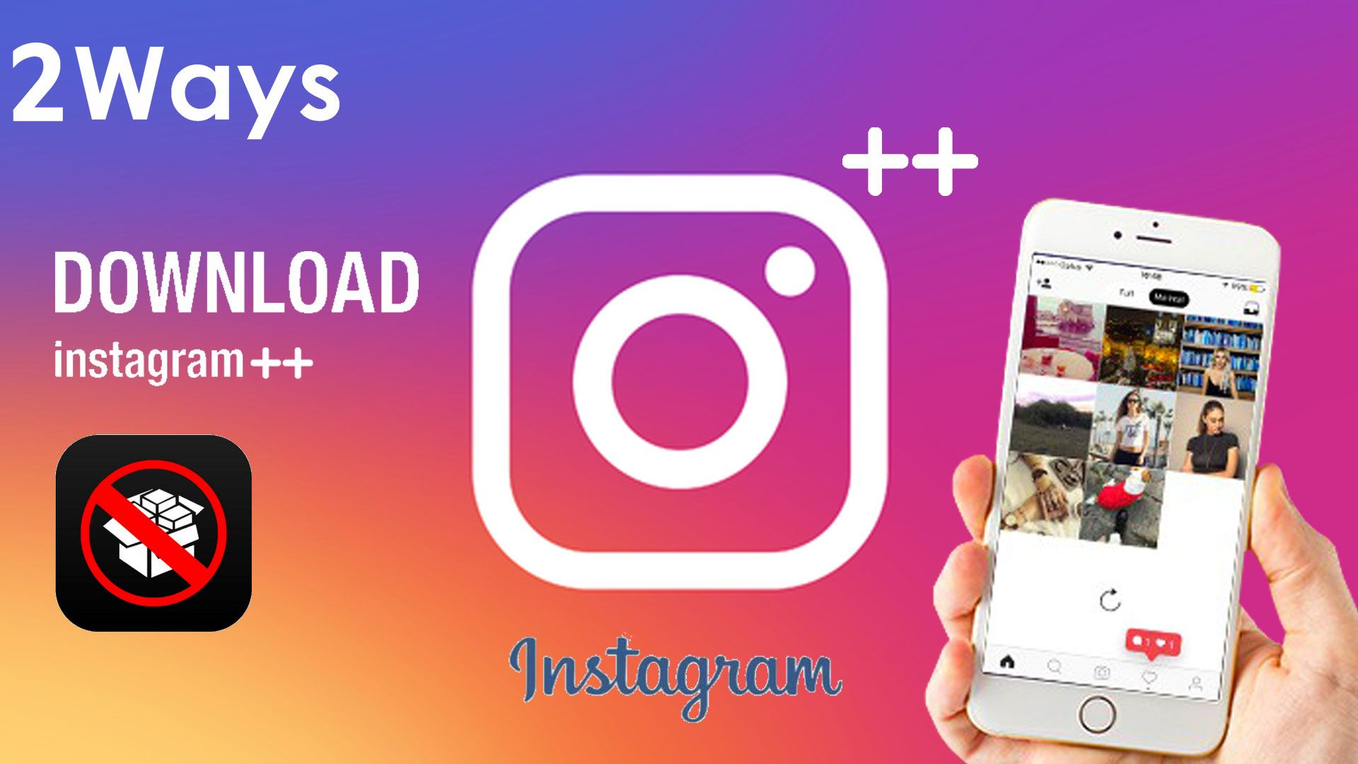 How to install Instagram++ on your iPhone & iPad using iOS
