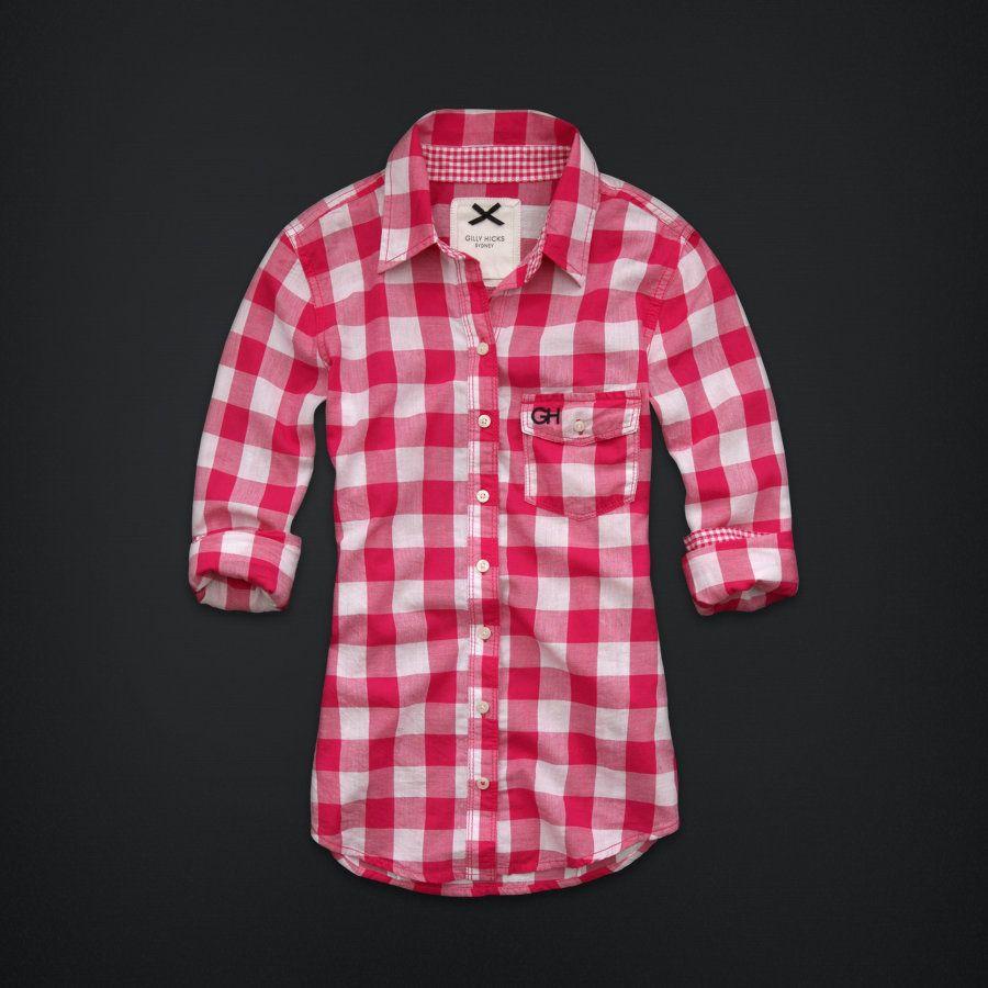 BIGOLA $49.50 - Pink Check 100% Cotton Poplin